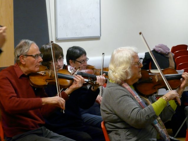 Nidderdale music groups