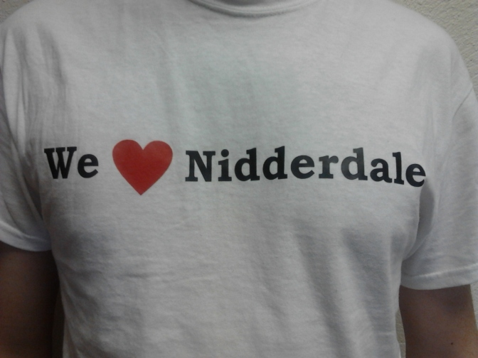 We Love Nidderdale Merchandise