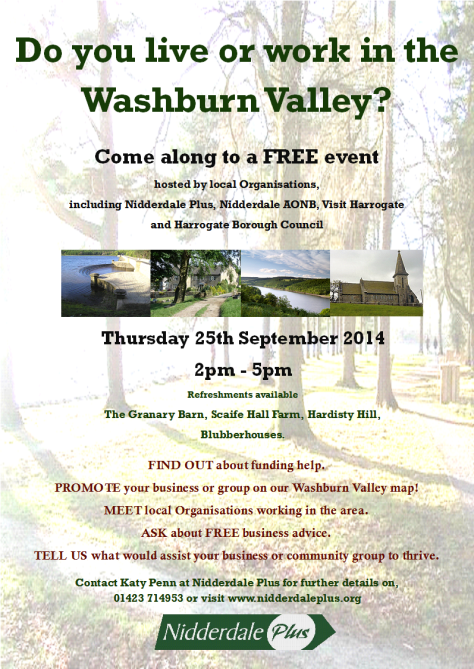 Washburn Valley Event
