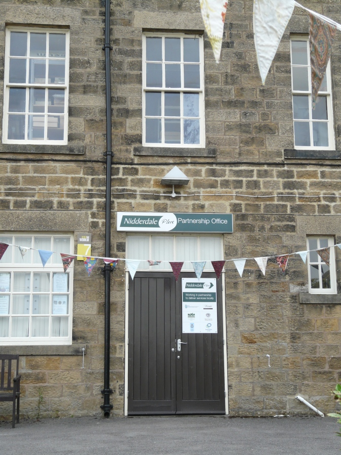 NIDDERDALE COMMUNITY OFFICE: PLANS AFOOT!